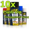 10 Dosen PlastiDip SET - (alle Farben)