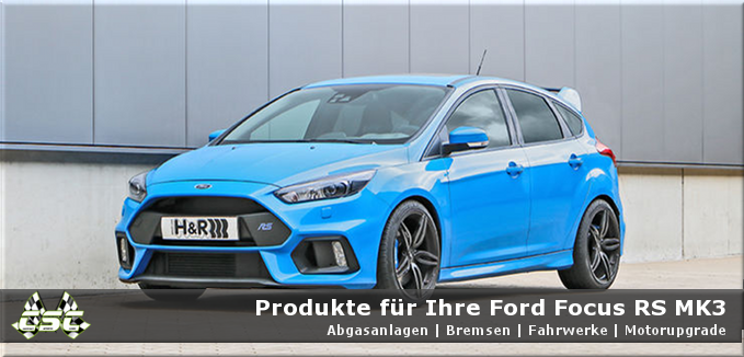 Ford Focus RS 350 Mk3